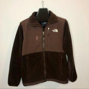 Women's Large Northface Fleece Jacket